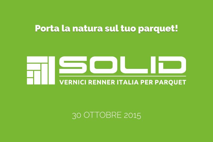 Porta la natura sul tuo parquet! - 30 ottobre 2015