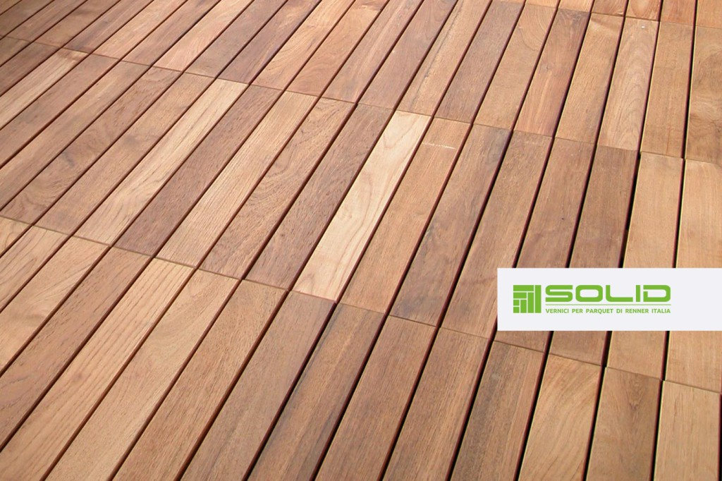 Outdoor Wooden Floors A Natural Choice Solid Renner